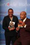 With the Great George Foreman, A Model Dad, Boxer & Entrepreneur