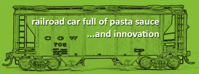 Learn About A Railroad Car of Pasta Sauce