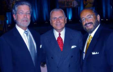 Randy Pennington, Nido Qubein, and Jim