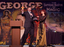 Magic at the TAGIE Awards