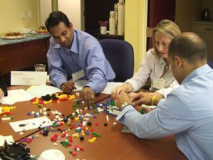 Team Building with Legos