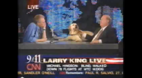 Michael Appears on Larry King