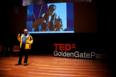 Larry Jacobson speaks at TEDx Golden Gate