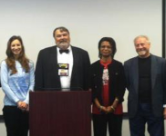 Toastmaster Contest Winners