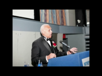 Speaking at New York City's Intrepid Museum