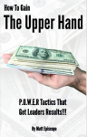 Book Cover: How To Gain The Upper Hand