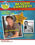 Opening for Jeff Foxworthy