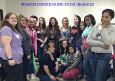 Young Women in STEM Event