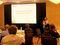 Cloud Symposium - The Evolution to the Cloud