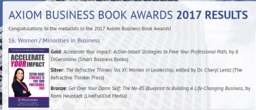 2017 Award-Winning Business Diversity Book