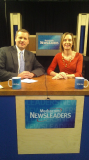 Dr. Mollie Marti on Mediacom Newsleaders