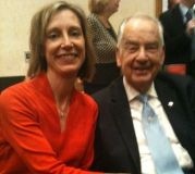 Mollie Marti and Zig Ziglar