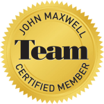 John Maxwell Team Certified Speaker, Coach, Mentor & Teacher