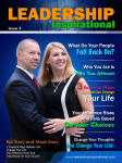 Mack & Ria on the cover of Leadership Inspirational