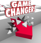 My most popular keynote: Be a Game Changer! The world has enough players.
