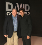 Eric Hogue and David Copperfield