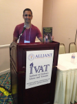 Speaking at the IVAT Conference in San Diego