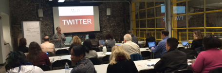 Teaching Twitter at the University of Chicago