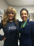 Anna Maria Chavez - CEO Girl Scouts USA and Lisa Copeland