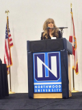 Key Note Speech at North Wood University 2014