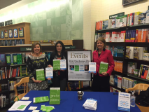 Barnes & Noble Book Signing - working with Margaret Greenberg