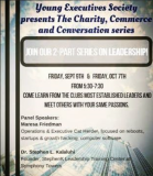 Charity, Commerce, & Conversation