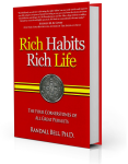Rich Habits Rich Life Book Cover