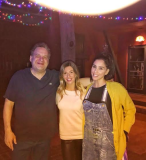 With Jeff Garlin and Sarah Silverman