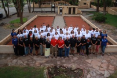 United Way Retreat in New Mexico