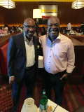 Lunch With My Mentor Simon T. Bailey