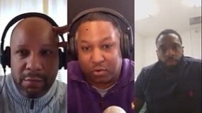 3 Black Guys With A Mic Interview