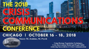 Crisis Communications Conference Flyer