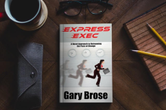 The cover of Express Exec