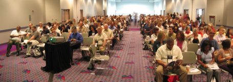 Large Audience @ SHRM Convention