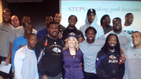 NFL Rookie Success Program: Speaking to the 2011 Baltmore Ravens Colts Rookies