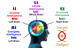 Three Dimensions of Intelligence
