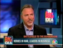 1st Appearance on CNBC's The Big Idea with Donny Deutsch