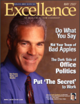 Named Top 100 leaders world wide by Excellence Magazine