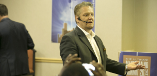 Guest Speaker at The Ultimate Mastermin Summit 2014