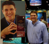 Featured in a CPP (Myers-Briggs publisher) campaign - National SHRM Conference - Chicago