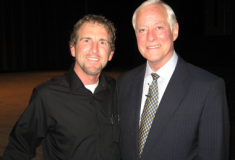 Shef and Brian Tracy