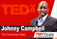 Johnny Campell TEDx Picture