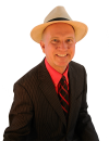 Tom Hobbs,  The Man In The Hat - Motivational Speaker