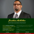 Jonathan McMillan, McMillan - Motivational Speaker