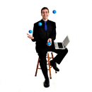 Do Good & Juggle Corporate Team Building - Motivational Speaker