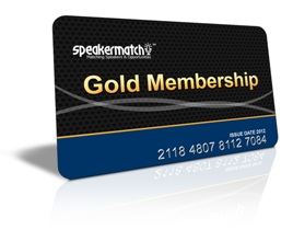 SpeakerMatch Gold Membership
