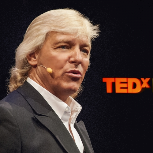 TEDx Speaker Sword Swallower Dan Meyer — Motivational Speaker