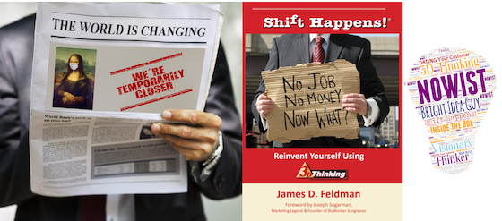Shift Happens!® Reinvent Yourself Using 3D Thinking™